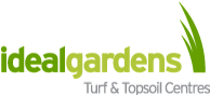 ideal gardens, lawn turf suppliers and topsoil suppliers